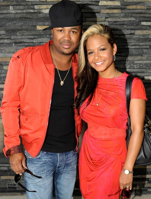 The Dream and Christina Milian 2009