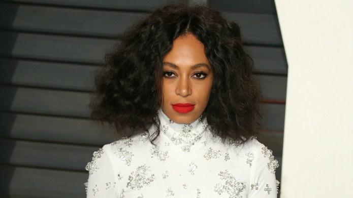 Solange Knowles shuts down hateful comments