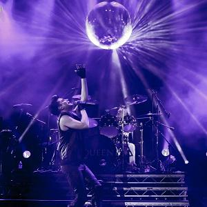 Adam Lambert and Queen team up