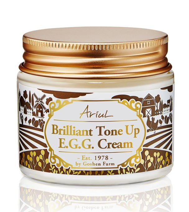 Seriously Good Beauty Products at CVS : Ariul Brilliant Tone Up Egg Cream | Drugstore Beauty