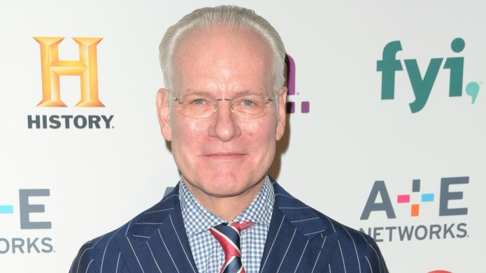 One year later, Tim Gunn is