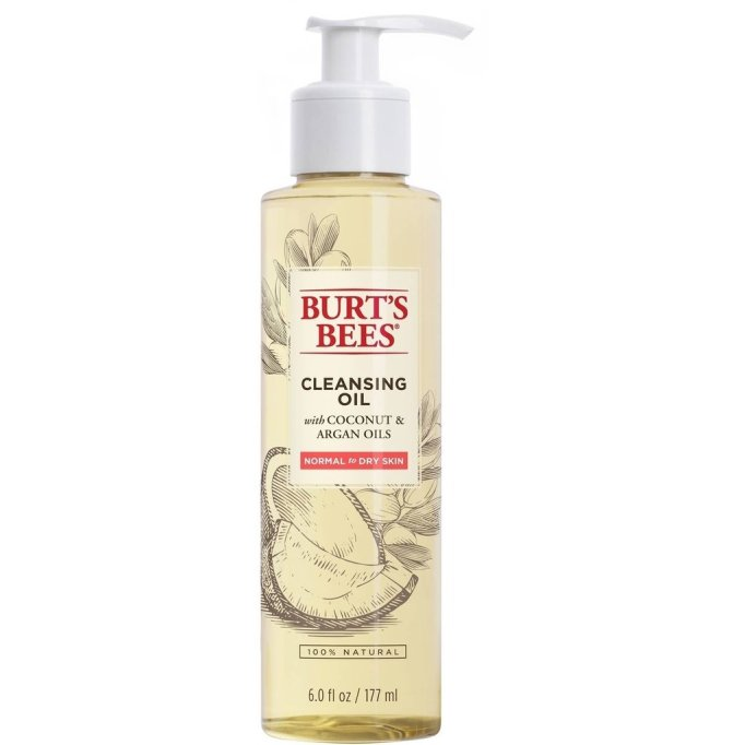 Meet Cleansing Oils: Burt's Bees Facial Cleansing Oil | Skin Care 2017