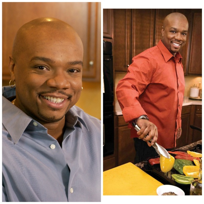 'Food Network Star' winner Aaron McCargo Jr.