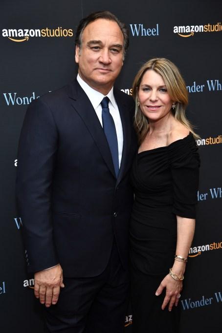 Jim Belushi and Jennifer Sloan