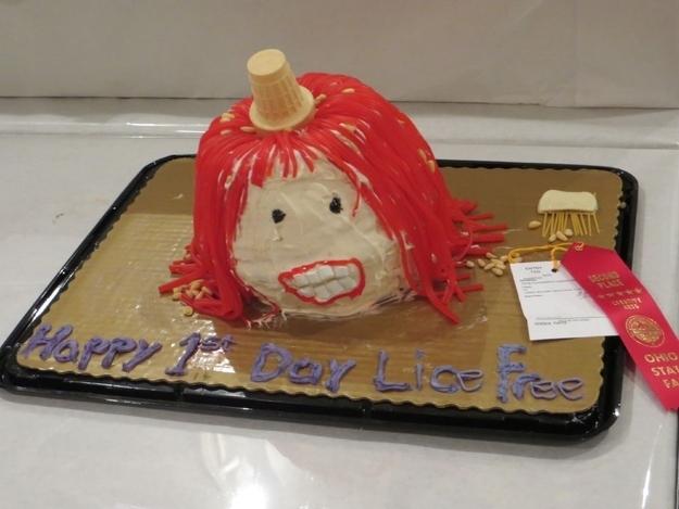 lice cake