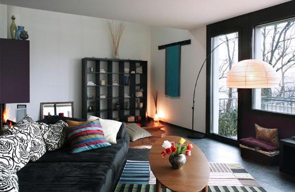 Travel-inspired interior design ideas
