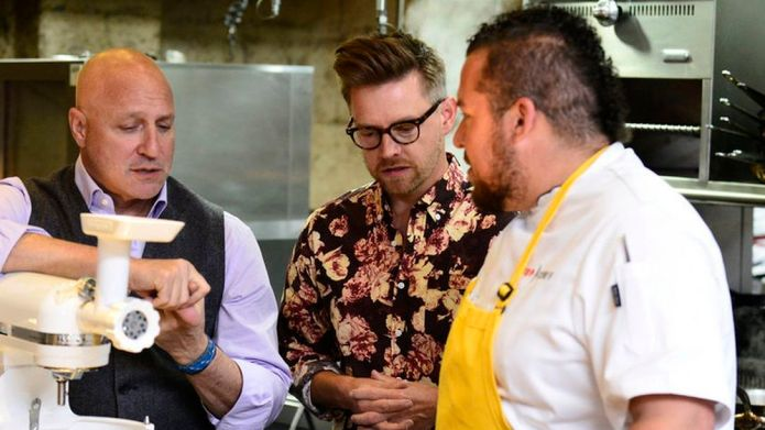 Top Chef judges accused of having