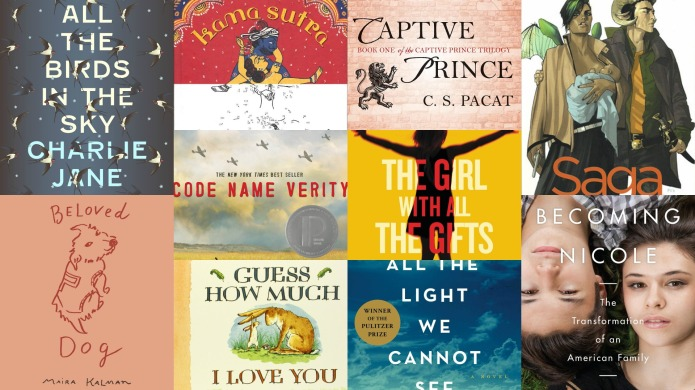 Amazon Book Editors' Top 10 books