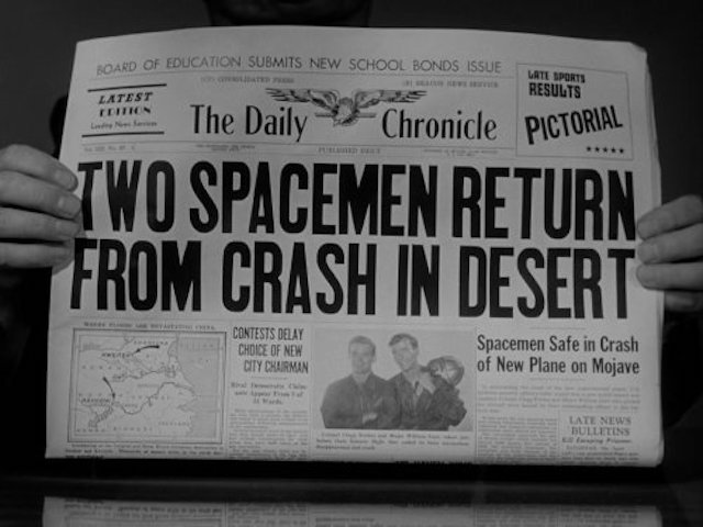 'The Twilight Zone' still