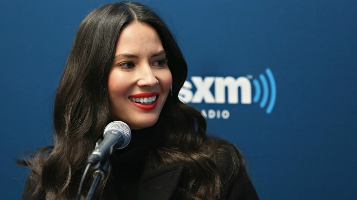 Olivia Munn reacts to engagement rumors