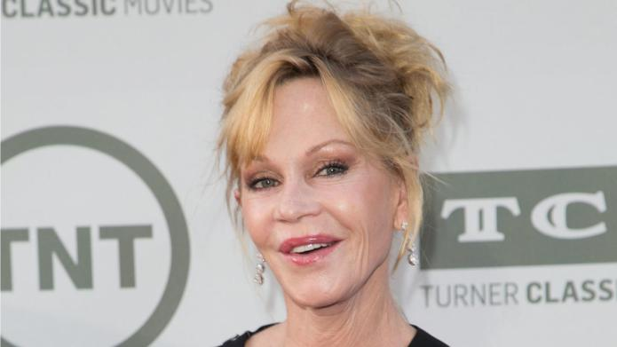 Melanie Griffith wears wedding ring after