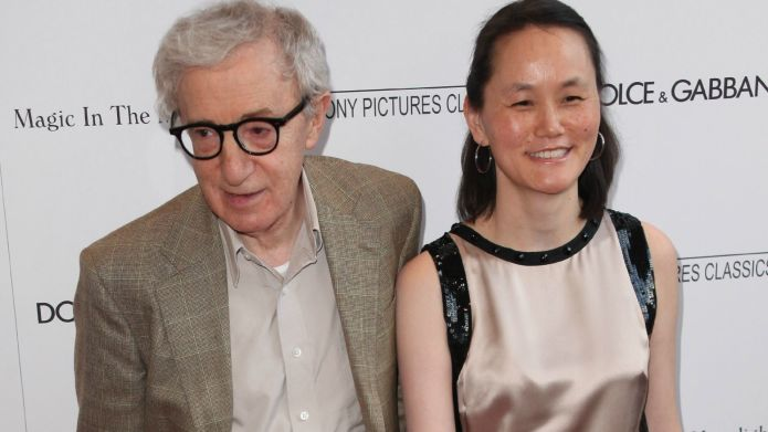 Woody Allen makes creepy comments about