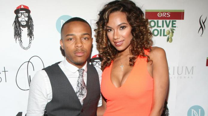 Bow Wow is engaged to Erica