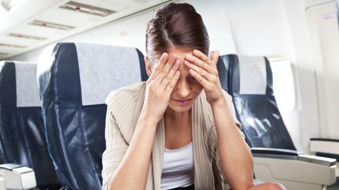 Reporter shames airline for not upgrading