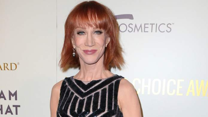 Kathy Griffin Officially Got Herself Fired