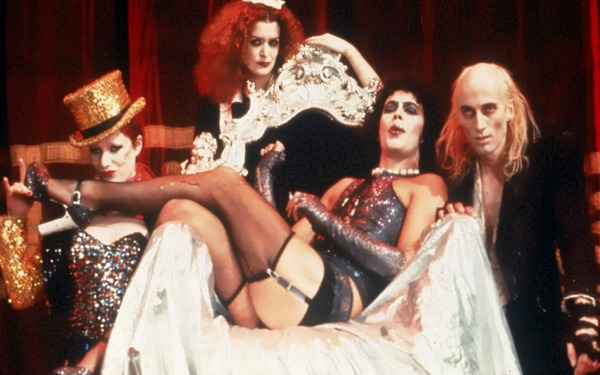 The cast of 'The Rocky Horror