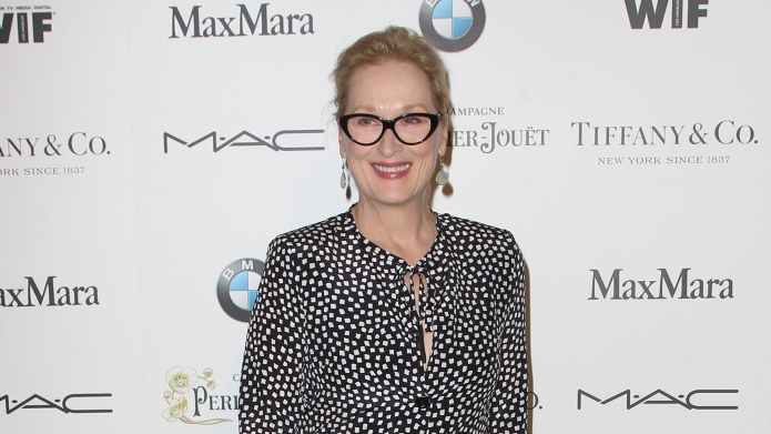 Meryl Streep's Suffragette T-shirt receives angry