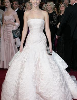 Friday's Fashion Obsessions: Jennifer Lawrence and