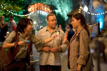 Kevin James: The Zookeeper is in