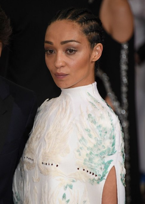 Best Celebrity Braids: Ruth Negga | Celeb Hair Inspo 2017