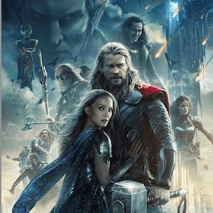 Thor: The Dark World trailer brings