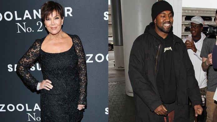 Kris Jenner discusses Kanye West's fashion