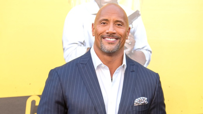 All the hottest Dwayne Johnson GIFs