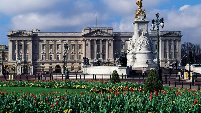 UNITED KINGDOM - JANUARY 22: Buckingham