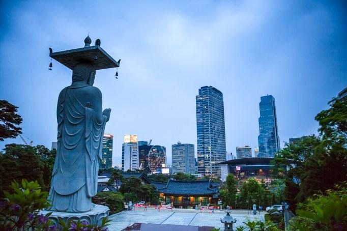 best-budget-travel-destinations-seoul