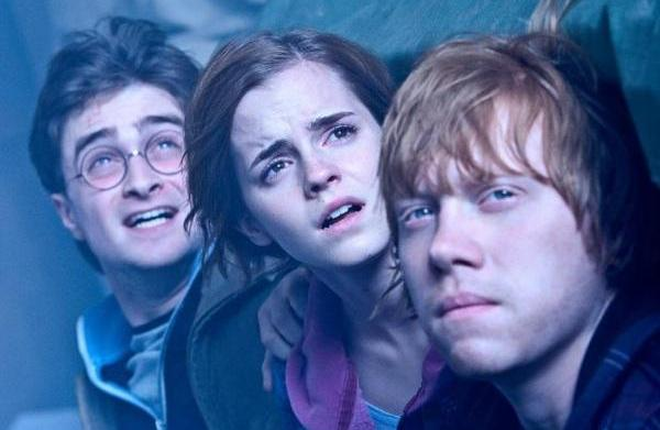 Harry Potter snagged how many People's