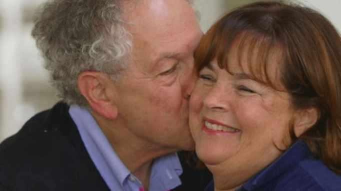 Ina and Jeffrey Garten's love story