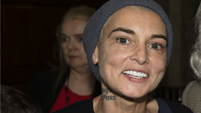 Sinéad O'Connor's explosive letter to ex-husband