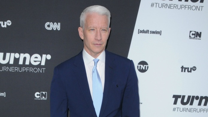 Anderson Cooper's long-lost brother is home