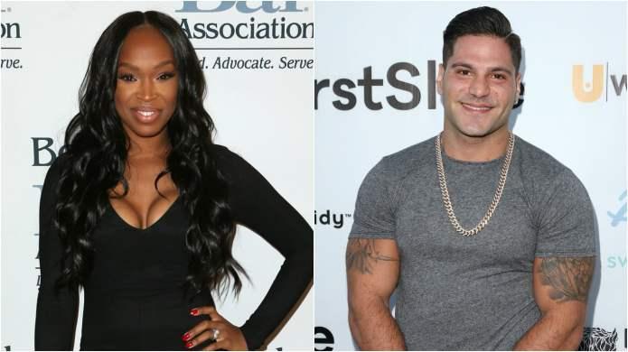 Kardashian BFF Malika is dating Ronnie