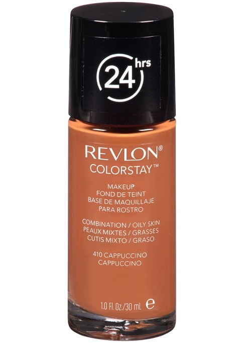 Best Waterproof Foundations for 2017: Revlon ColorStay Makeup for Combination/Oily Skin | Summer makeup