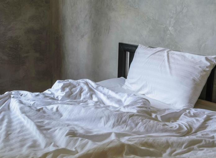 Rape survivor's mattress project is about
