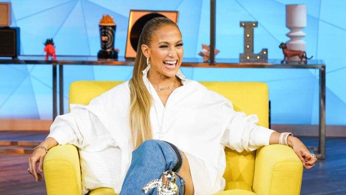 Jennifer Lopez on MTV's TRL