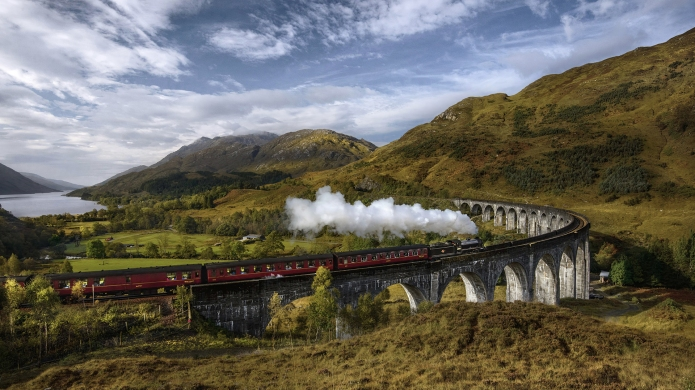 13 Stunning Train Trips You Can