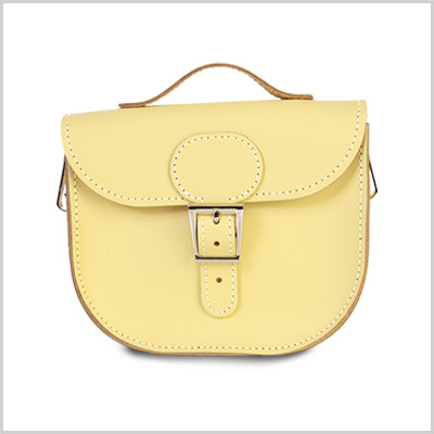 Brit-Stitch Half Pint Bag in Wax Lemon (brit-stitch.com, $117)