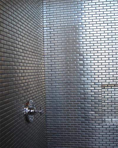 Stainless Steel Bathroom Tile