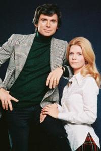 Meredith Baxter and David Birney
