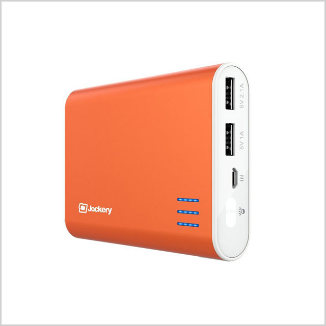 Jackery Giant+ Dual USB Portable Battery Charger & External Battery Pack