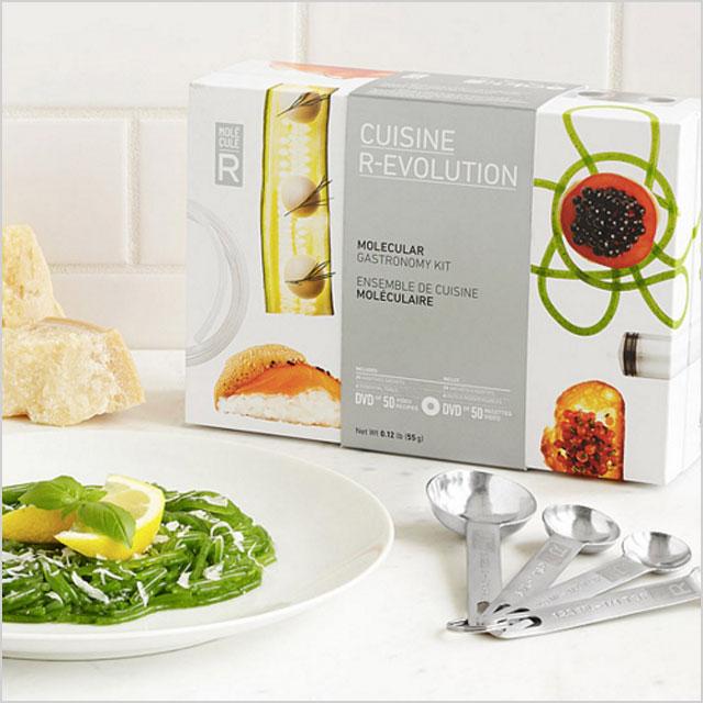 Molecular Gastronomy Kit — Cuisine