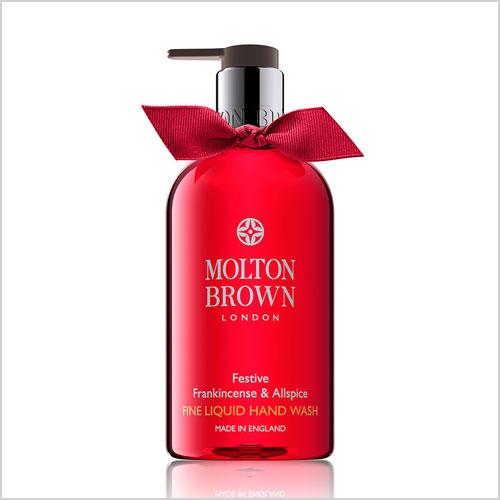 Molton Brown Festive Frankincense & Allspice Hand Wash