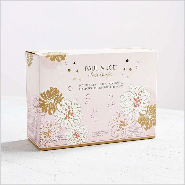 Paul & Joe Luxurious Bath & Body Collection