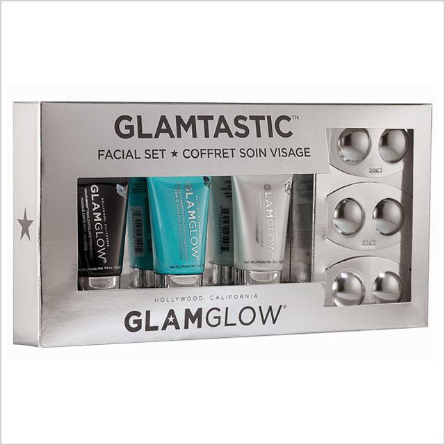 3. Sister: GLAMGLOW Glamtastic Facial Set