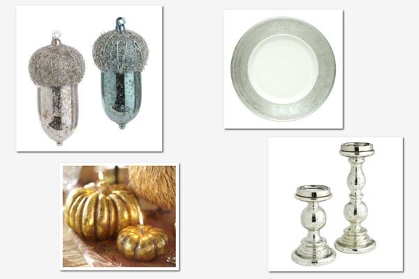 Metallic gratitude collage 2