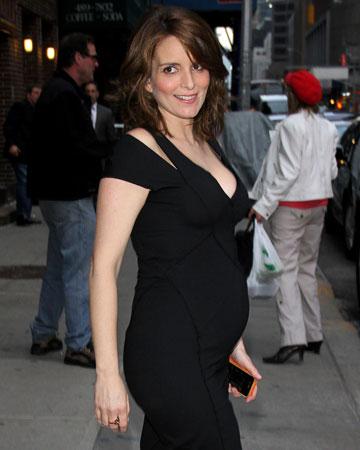 Tina Fey Pregnant