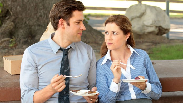 'The Office' Jim and Pam