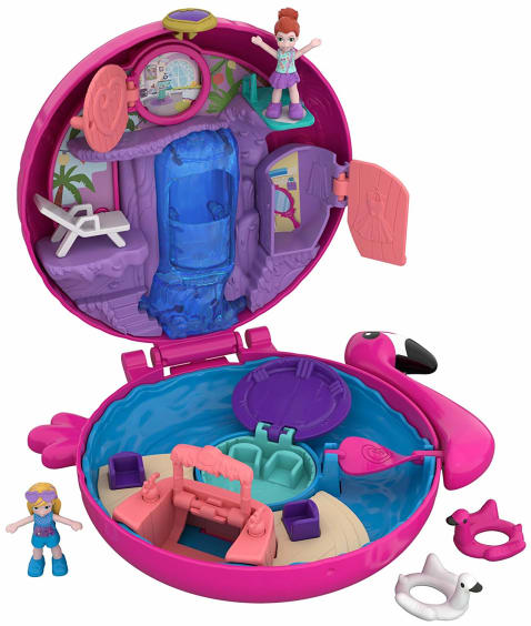 Why I Can't Stop Buying Vintage Toys: New Polly Pocket 2018